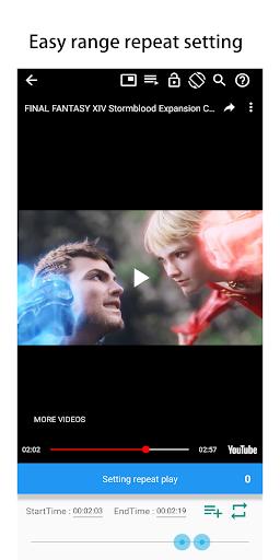 YouTube Repeat Player Lite - Loop, Floating Videos 1.0.9 screenshots 5