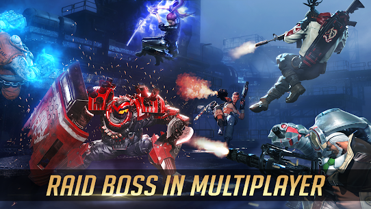 MAD8 : Raid Battle [Modern Action RPG] App Download For Android 5