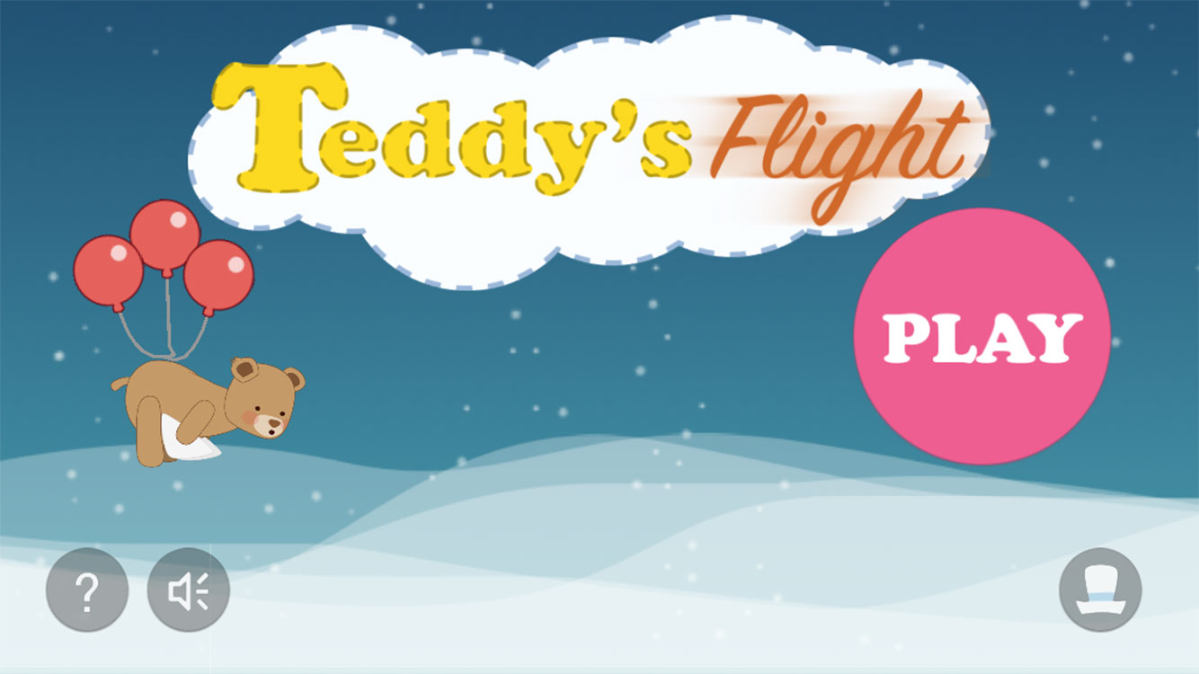 Teddy's Flight- screenshot