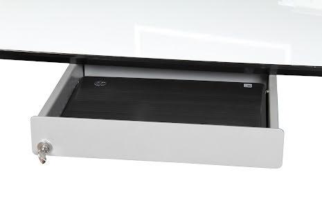 Laptop låda 400x300x64 mm vit