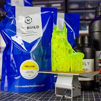 LayerLock SLA Resin 3D Printing Build Surface for Elegoo Mars 2 / Pro 2 (Pack of 3)