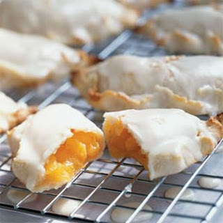 Brandied Apricot-Peach Pies.