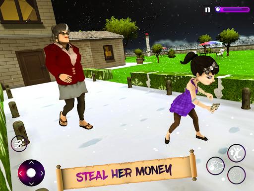 Scary Evil Teacher Game Creepy Spooky Game apktram screenshots 10
