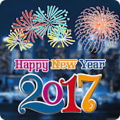 Tải Game New Year Live Wallpaper 2017