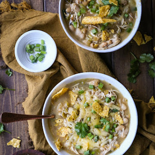 Crock Pot White Chicken Chili Recipes