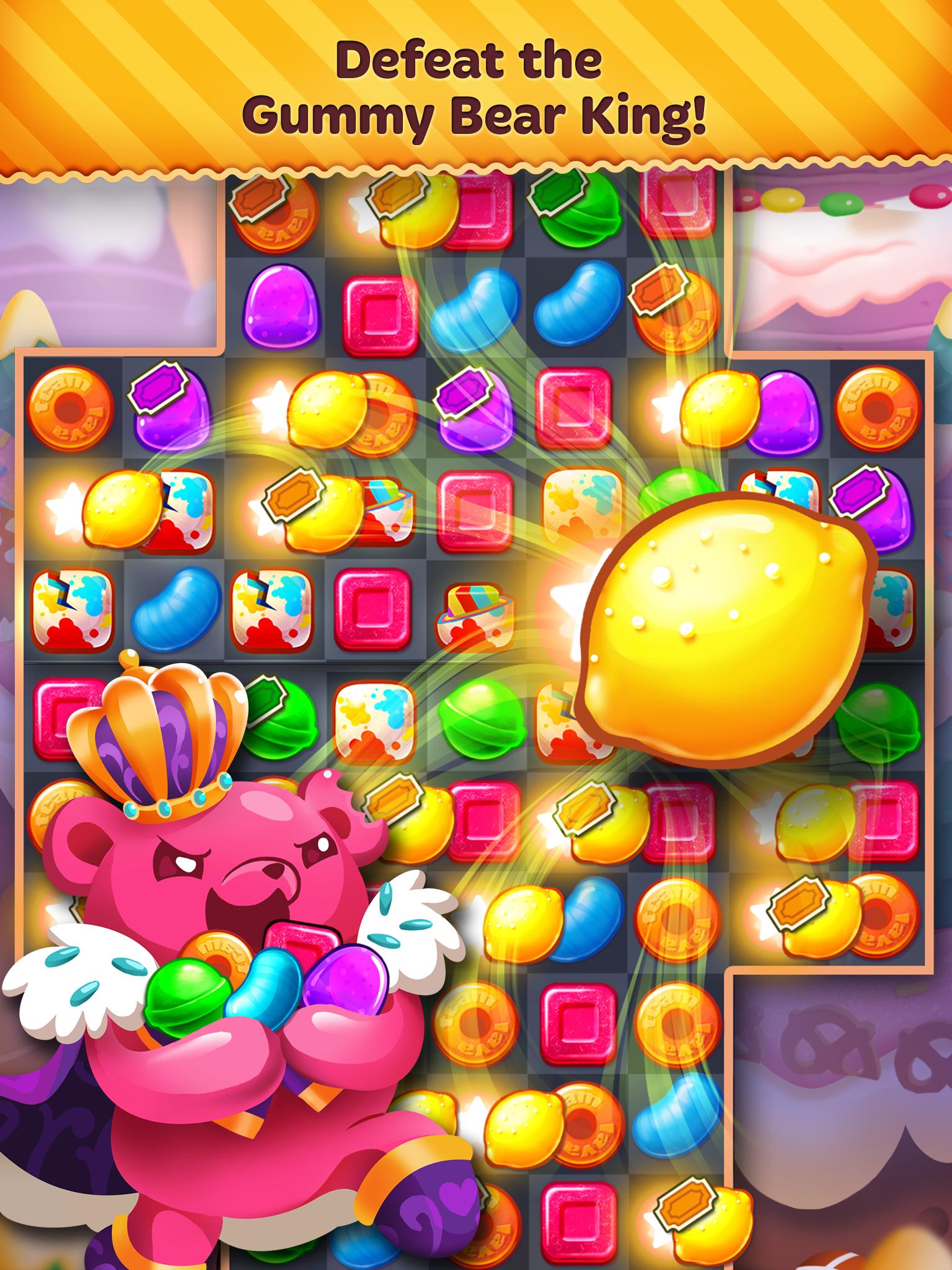 Candy Blast Mania screenshot #4