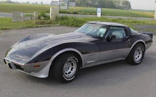 Chevrolet Corvette C3 Pace Car Rent Grand Est
