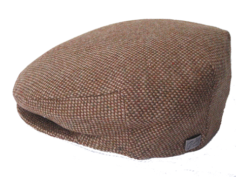Lord wool cap, brun