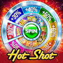 Hot Shot Casino: Free Casino Games & Blazing Slots icon