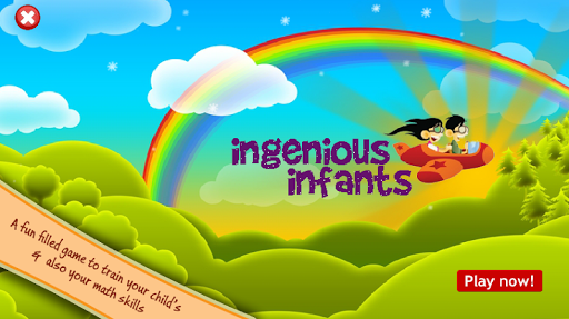 Ingenious Infants - Math Game