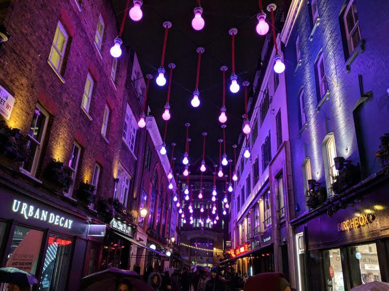 Londres en dos días