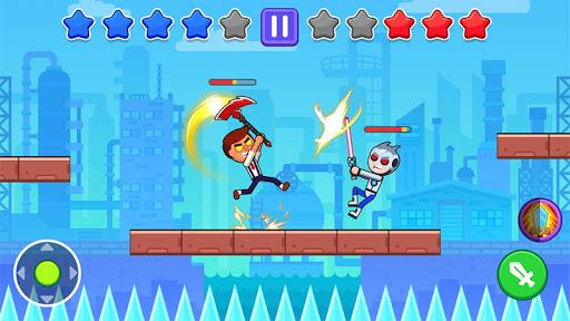 Thrilling Fencing Master apkdebit screenshots 2