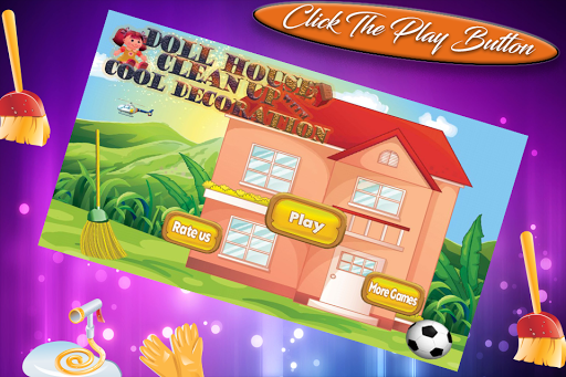 Doll House Games For Decoration 1.2.0 screenshots 1