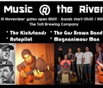 Music at the River : The Toti Brewing Company