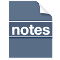 Your Notes icon