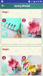 Easy DIY Home Decor Crafts making steps - náhled