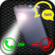 Flash Blinking on Call And SMS‏