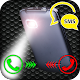 Flash Blinking on Call And SMS (app)