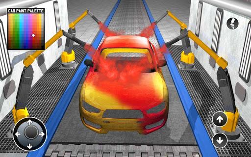 Car Maker Factory Mechanic Sport Car Builder Games 1.12 screenshots 10