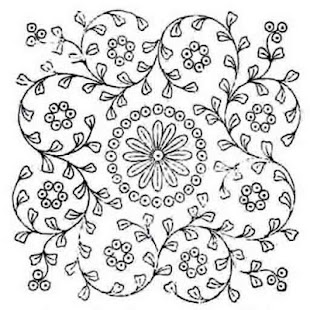 Embroidery Patterns - náhled