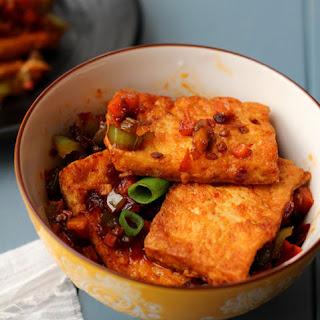 Home Style Tofu.