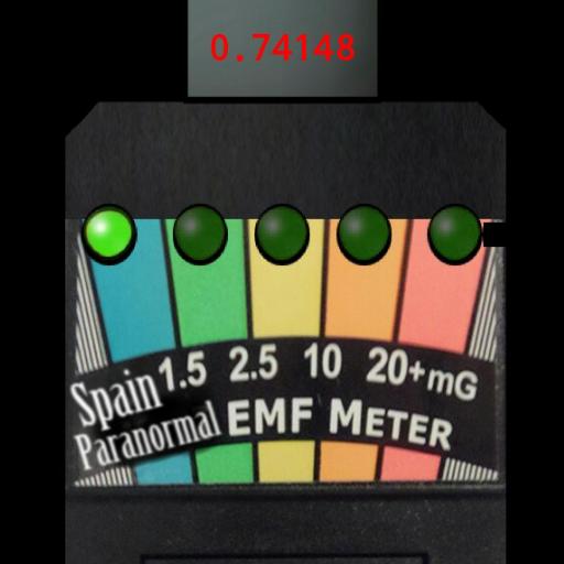 S.P. EMF meter Pro