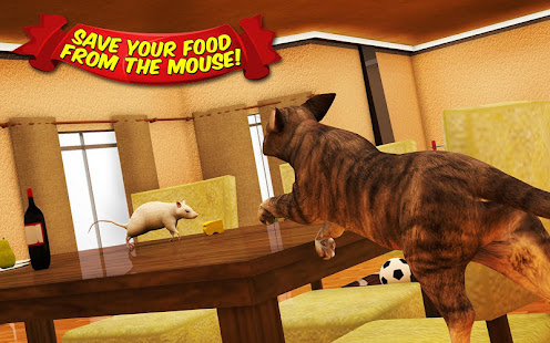 Angry Cat Vs. Mouse 2016 8