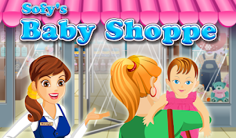 Screenshot of Sofys Baby Shoppe - OLD