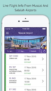 Oman Airports- screenshot thumbnail