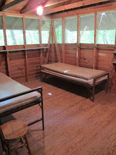 Photo: Omikse Unit House, separate bedroom:  This room adjoins the main space in the Omikse Unit House.