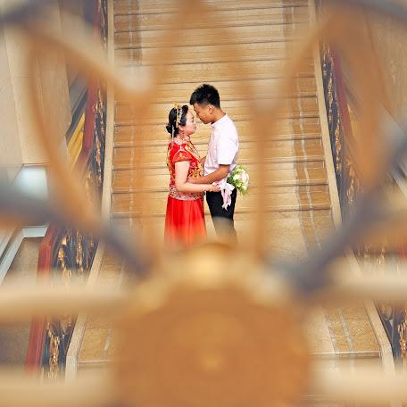 婚礼摄影师 Gang Sun (GangSun). 11.10.2017的图片