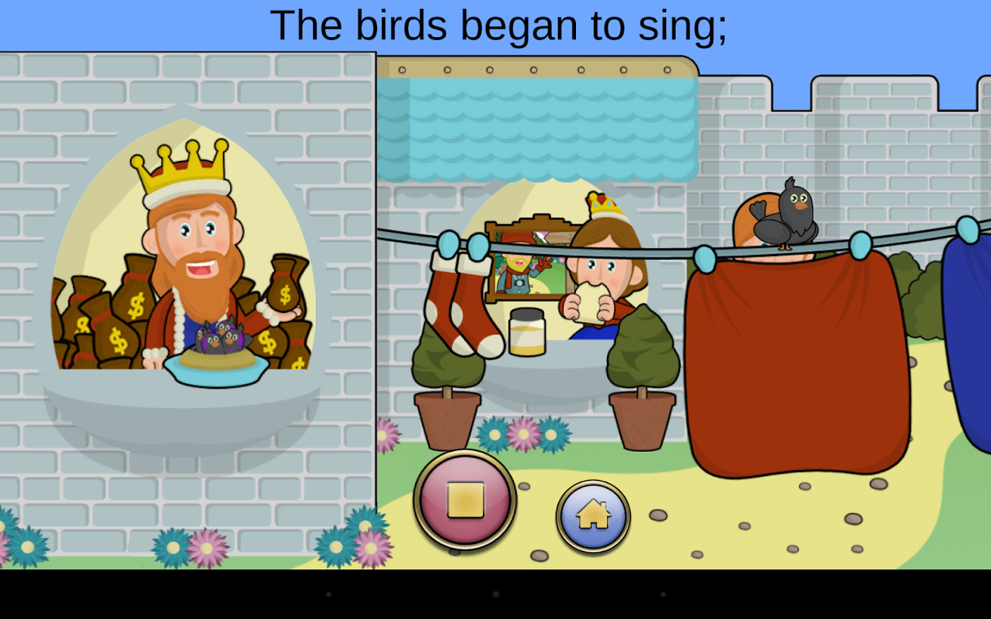 Nursery Rhymes For Kids - screenshot