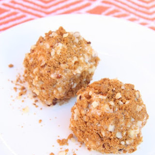 Toasted Almond and Vanilla Arancini
