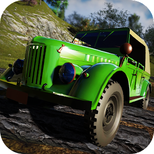 4X4 GAZ Hill Climb in Suv 3D for PC and MAC