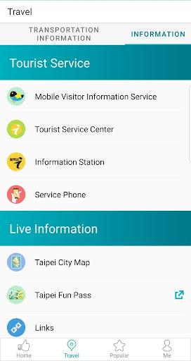 Travel Taipei screenshot 8