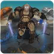Superhero Monster Warrior Legend City Battle
