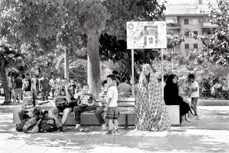 Photo: Pray Πλατεία Βιτωρίας