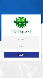 Emescam - Mobile - náhled