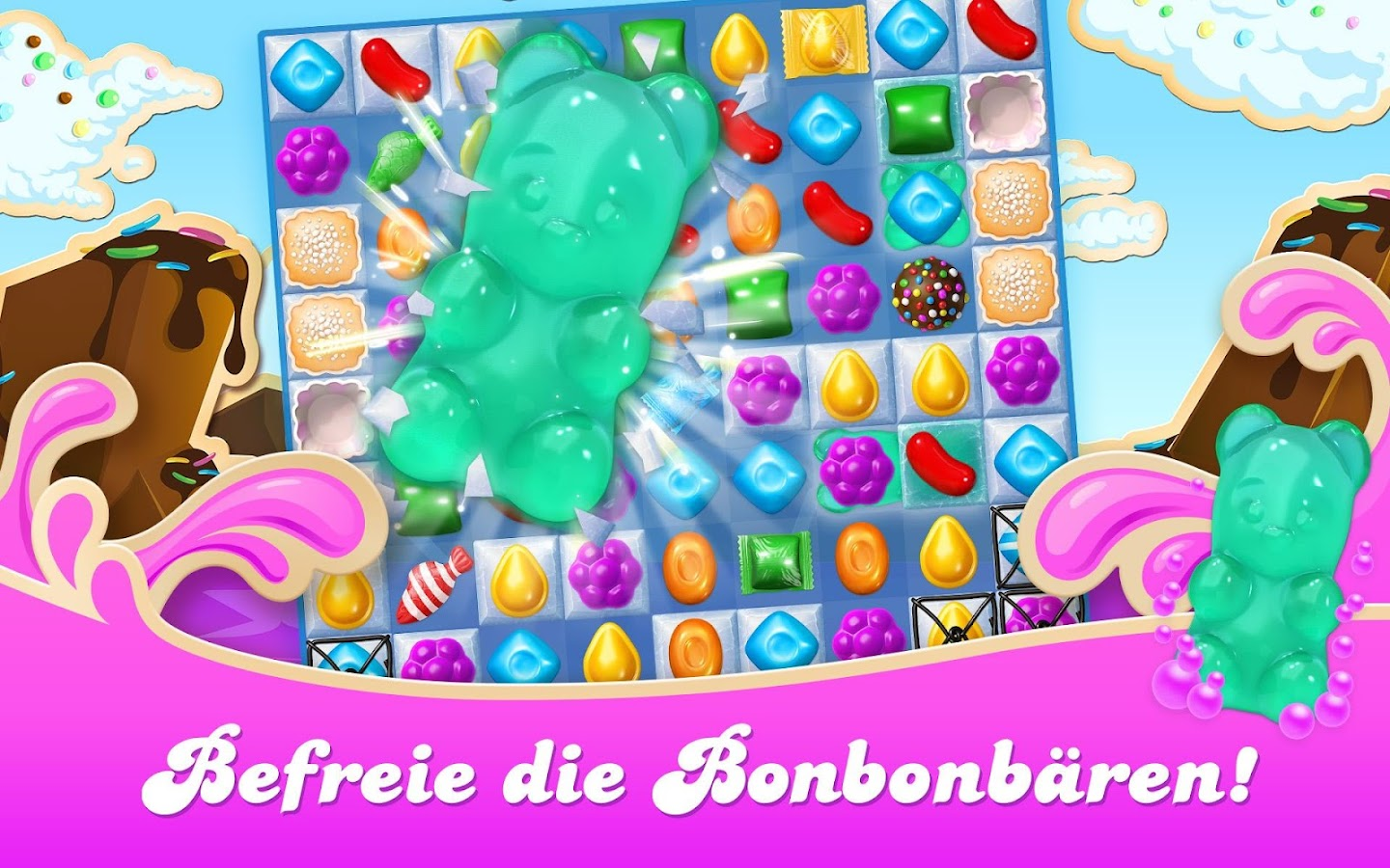 candy crush soda saga android apps auf google play. Black Bedroom Furniture Sets. Home Design Ideas
