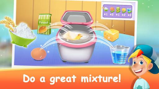 ud83cudf54ud83cudf54Make Hamburger - Yummy Kitchen Cooking Game screenshots 3