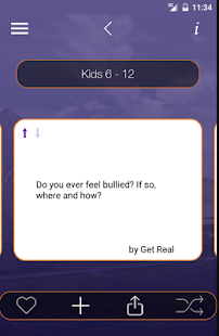 Get Real Kids - connect deeper- screenshot thumbnail