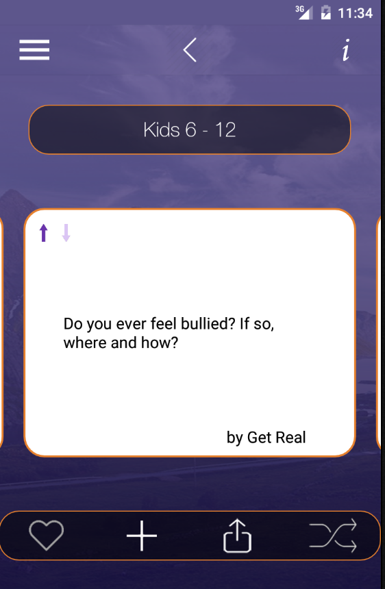 Get Real Kids - connect deeper- screenshot