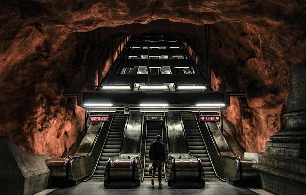 Underground life di Dan57
