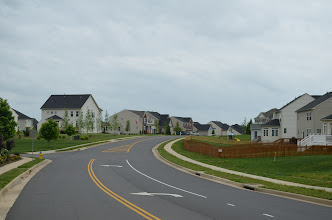 Photo: Village Parkway at Rural Crescent Court in Stafford Lakes Village.  The Stafford Lakes Village Homeowners Association is at 65 Village Parkway Fredericksburg Virginia 22406 in Stafford County  Related link: Stafford Lakes Homeowners Association http://www.staffordlakescommunity.com  Courtesy of Dwayne & Maryanne Moyers, Realtors in Stafford County, Fredericksburg, and Spotsylvania County. Visit us at www.TheMoyersTeam.com