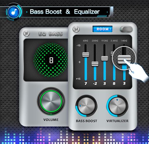 Equalizer, Bass Booster & Volume Booster - EQ 1.5.7 screenshots 6