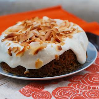 Crock Pot Carrot Cake