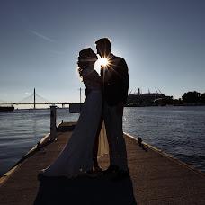 Wedding photographer Nikolay Khludkov (NikKhludkov). Photo of 06.07.2017