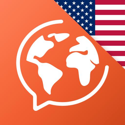 Learn American English Free 🇺🇸 Icon