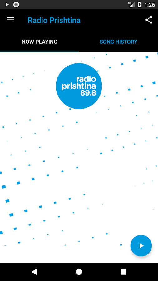 Radio Prishtina- screenshot
