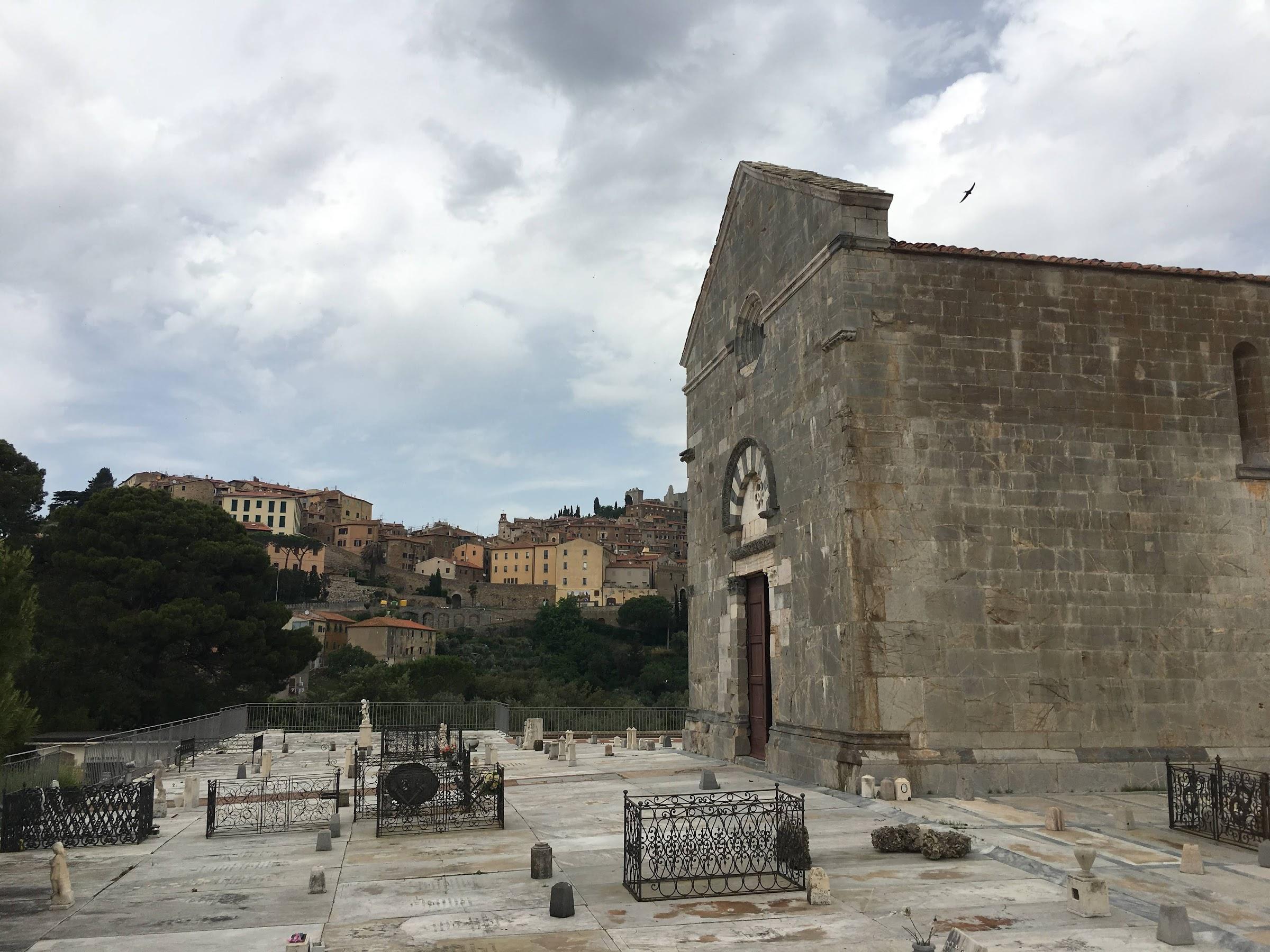 Cimitero e Pieve di San Giovanni (Campiglia Marittima)